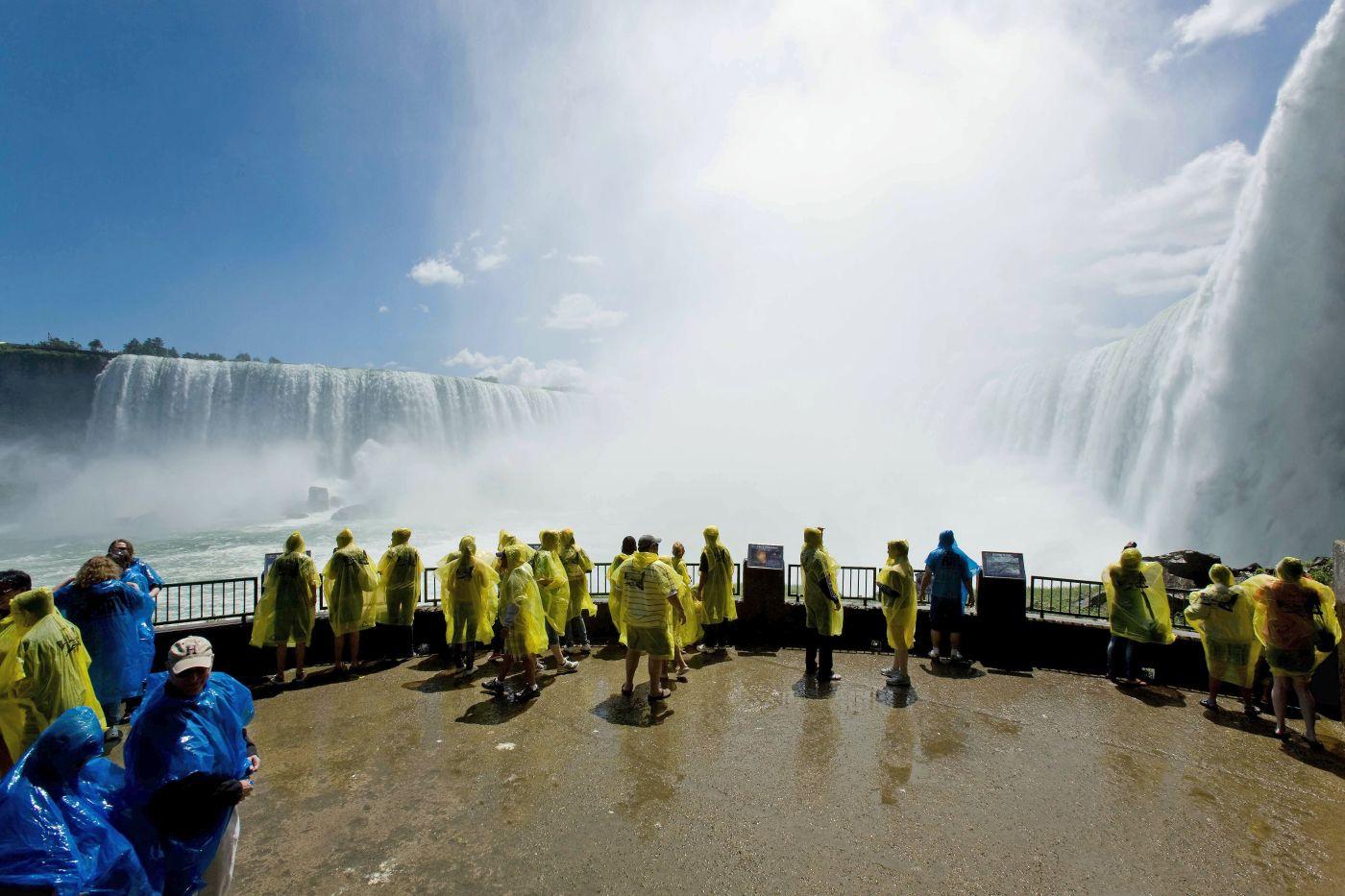 Niagara Fälle © Marco Polo Reisen_ Ontario Tourism
