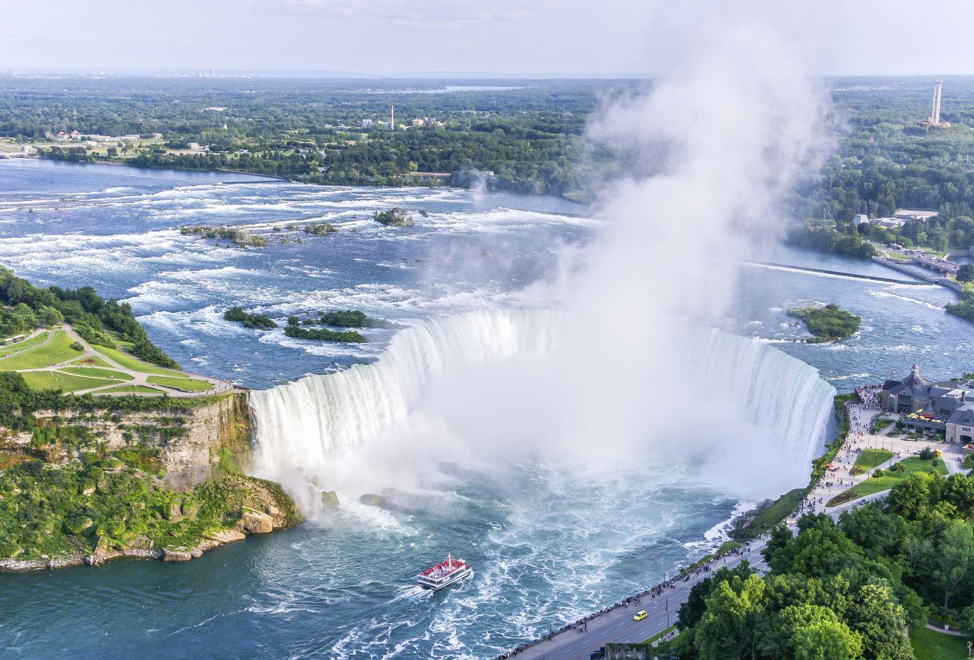 Niagara Fälle © Marco Polo Reisen_ShutterstockCPQ