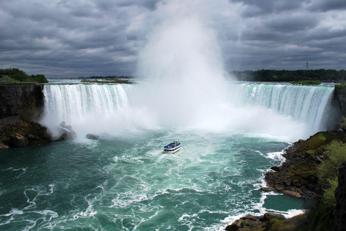 Ostkanada Niagara (c) Pixabay