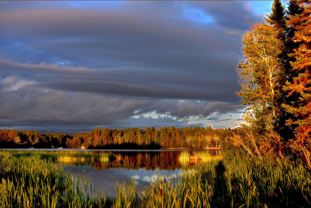 Ostkanada Quebec Herbst (c) Pixabay