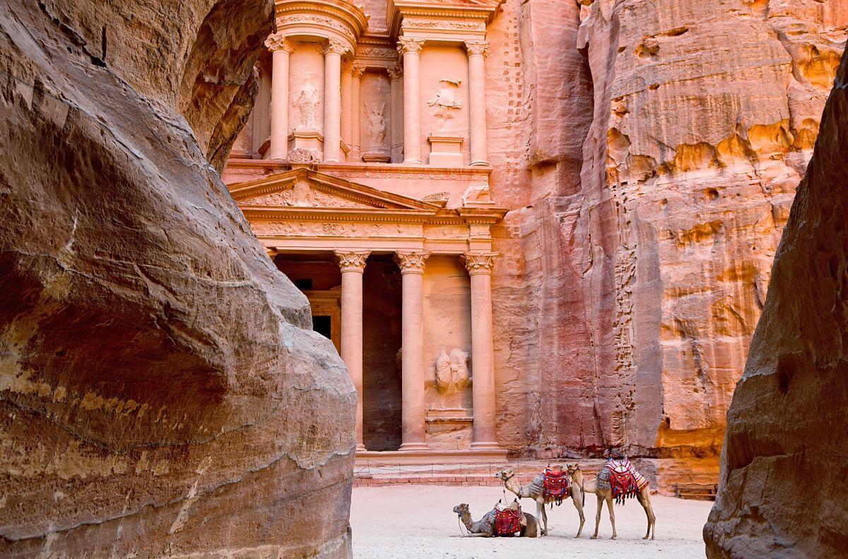 Petra(c)Marco Polo Reisen