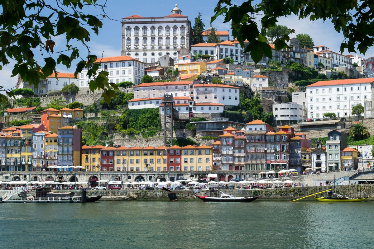 Porto (c) Pixabay