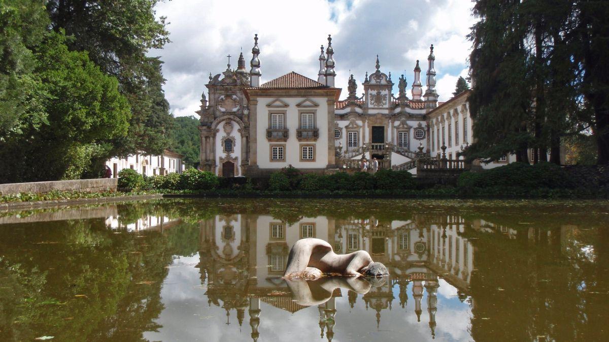 Porto mateus Palast (c) Pixabay