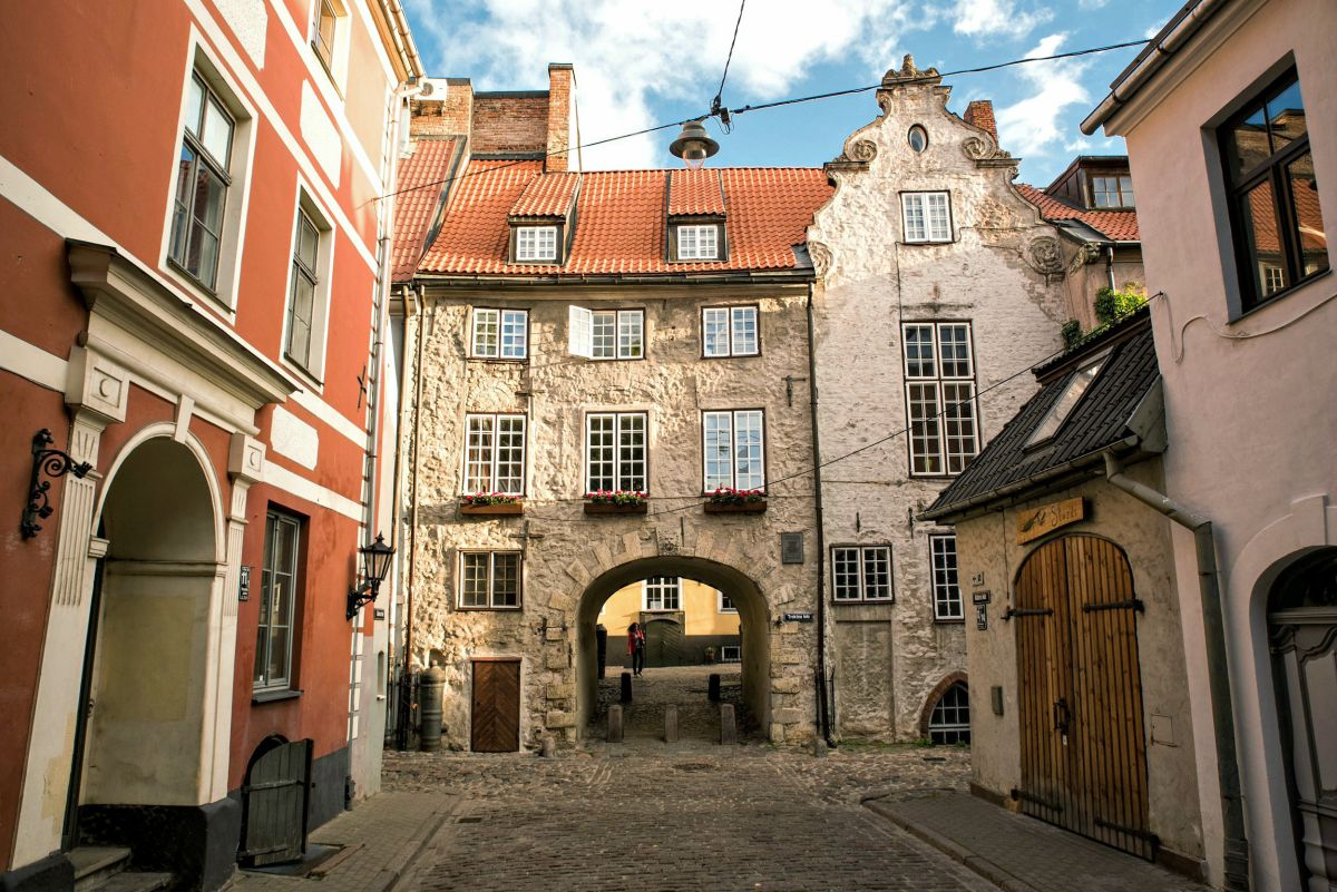 Riga, Altstadt © Marco Polo Reisen_Latvia.Travel