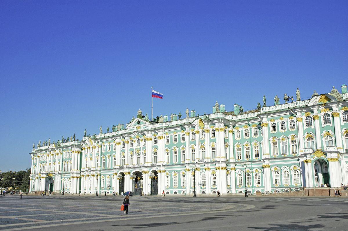 St. Petersburg, Eremitage (c) Studisous Gruppenreisen