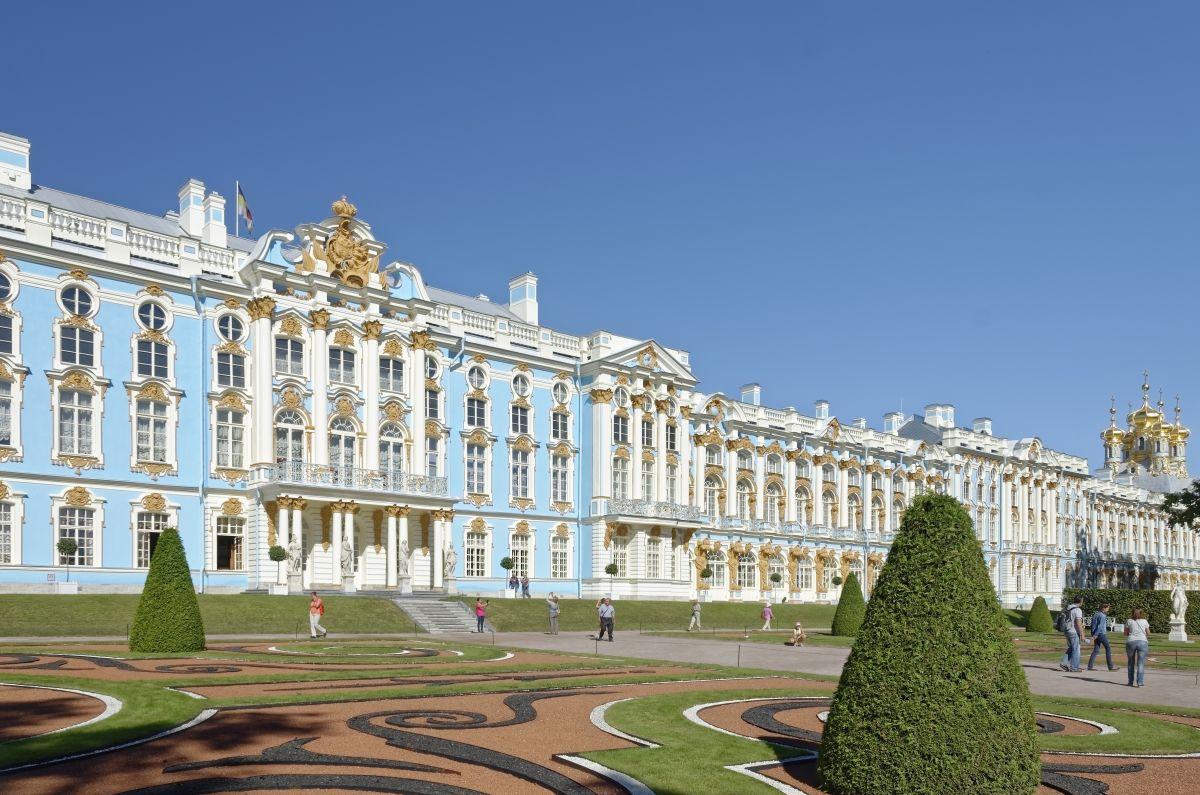 St. Petersburg Katharinen (c) Pixabay