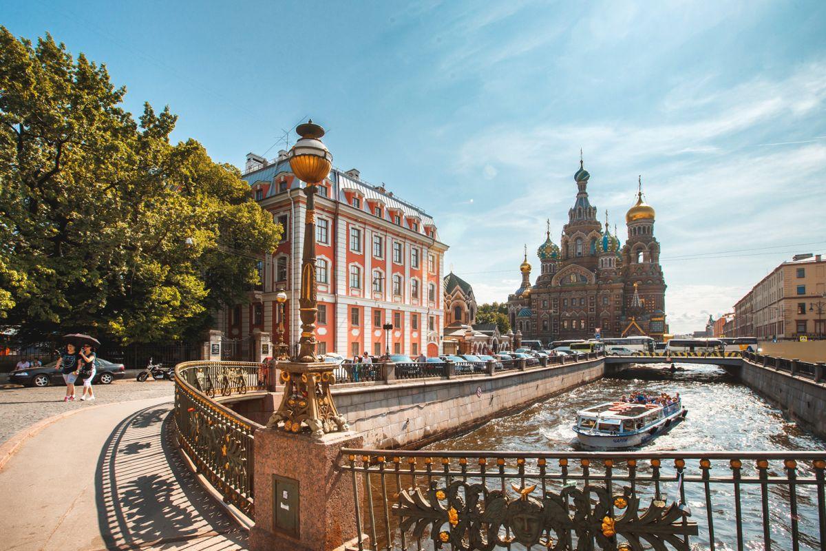 St. Petersburg (c) Pixabay