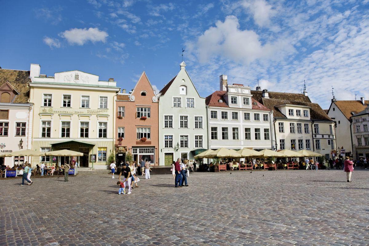 Tallin Altstadt (c)Marco Polo Reisen_Estonian Tourist Board_Jaak Nilson