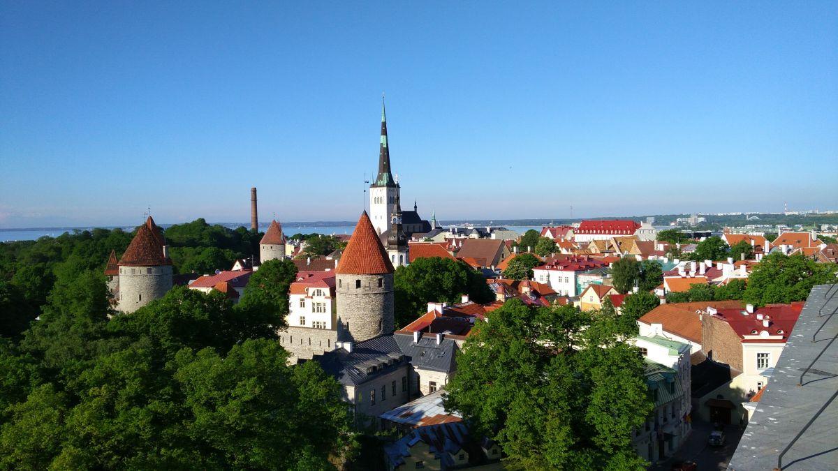 Tallinn Estland (c) Pixabay