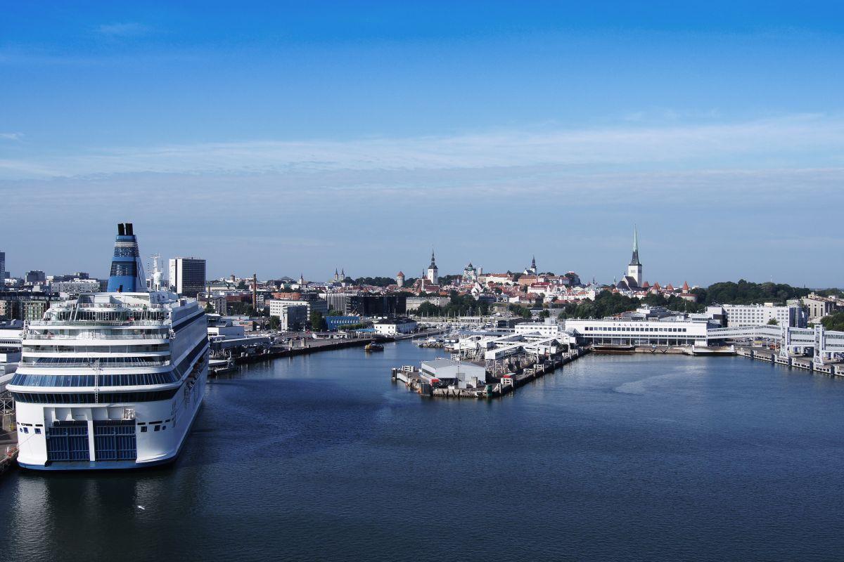 Tallinn Hafen (c) Pixabay