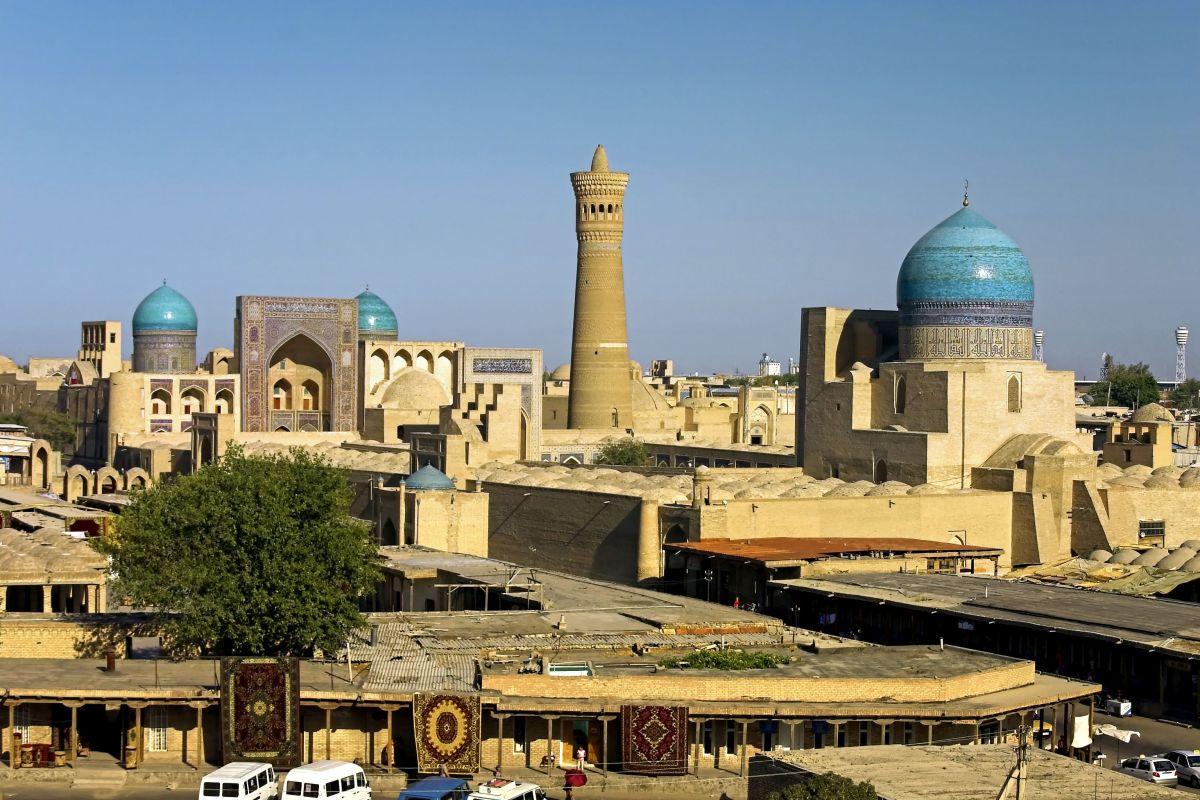 Usbekistan_Buchara (c)Fotolia_Robson