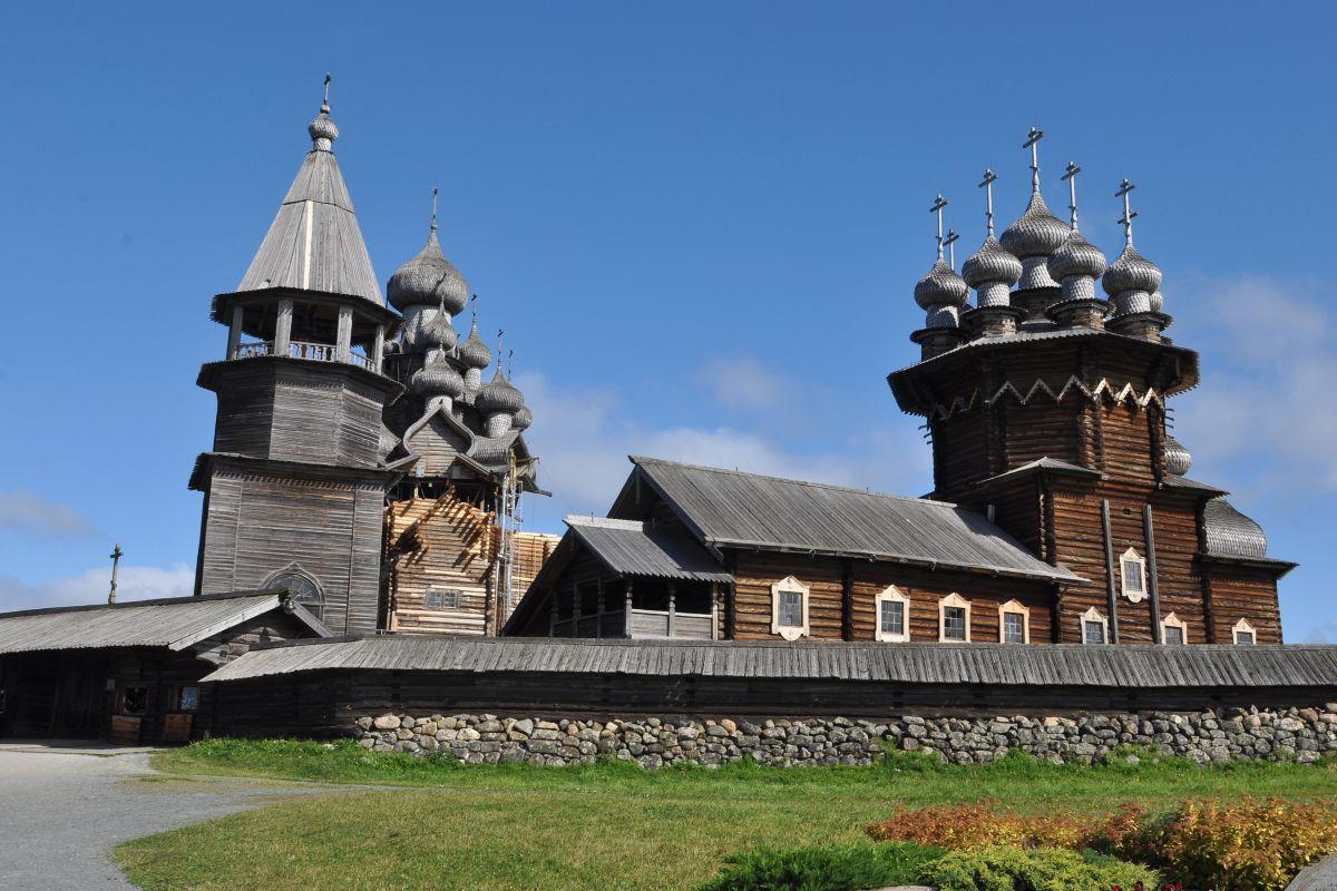 Wolga Karelien Kizhi 2 (c) Pixabay