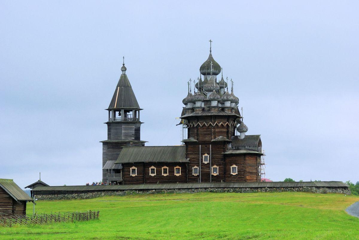 Wolga Karelien Kizhi (c) Pixabay