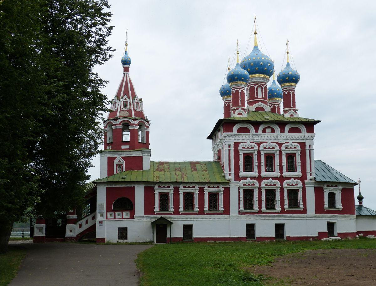 Wolga Karelien Uglitsch (c) Pixabay