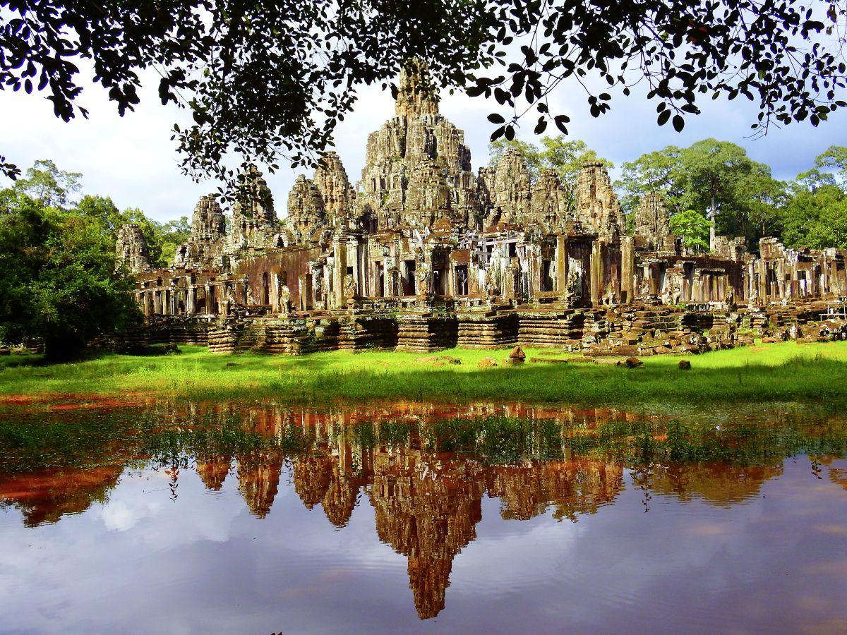 Bayon Tempel (c) Marco Polo Reisen