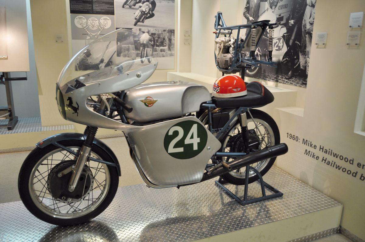 Ducati-Museum_Motorrad: © Dino-Eisele