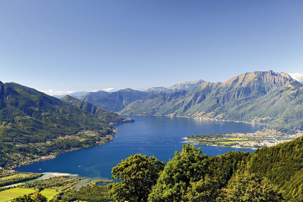 Ticino: Lago Maggiore © swiss-image.ch