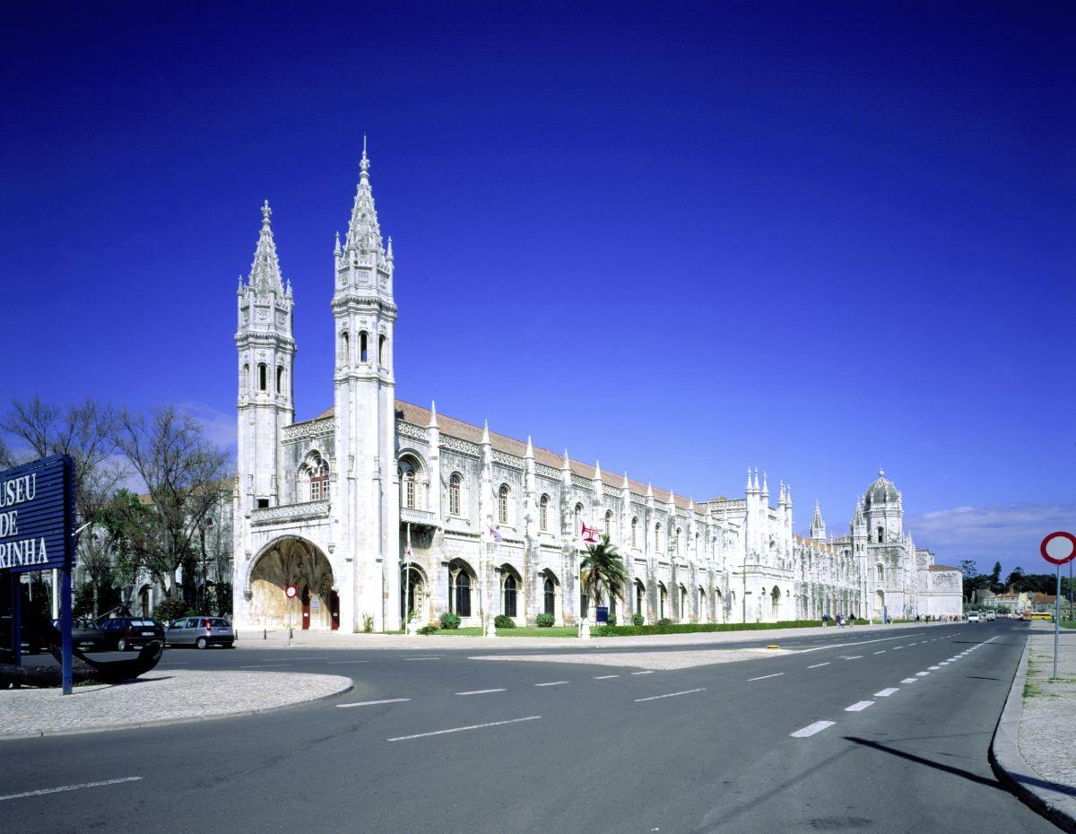 Lissabon, Belem, Hieronymus-Kloster © Turismo de Portugal_Jose Manuel