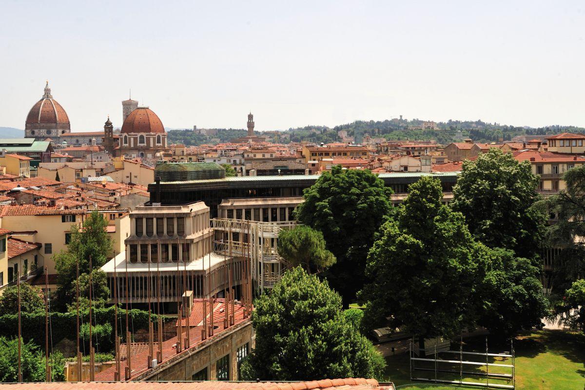 Firenze - Centro Congressi © Fototeca ENIT Gino Cianci