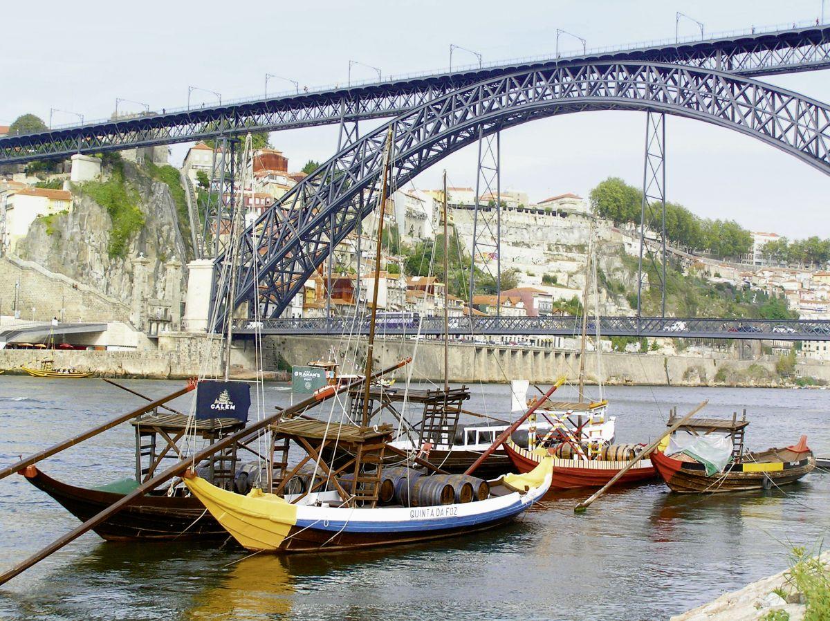 Porto Brücke © Marco Polo Reisen_Panthermedia_svelu
