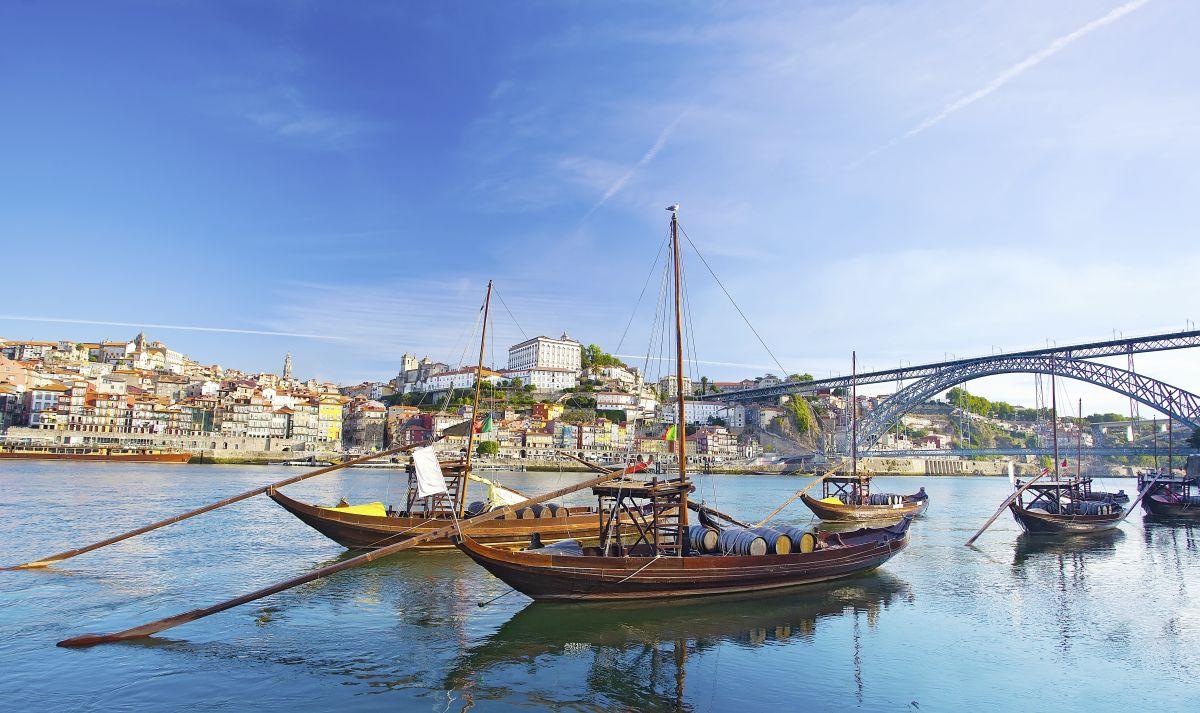 Porto. Boote © Marco Polo Reisen_Fotolia_kotomiti
