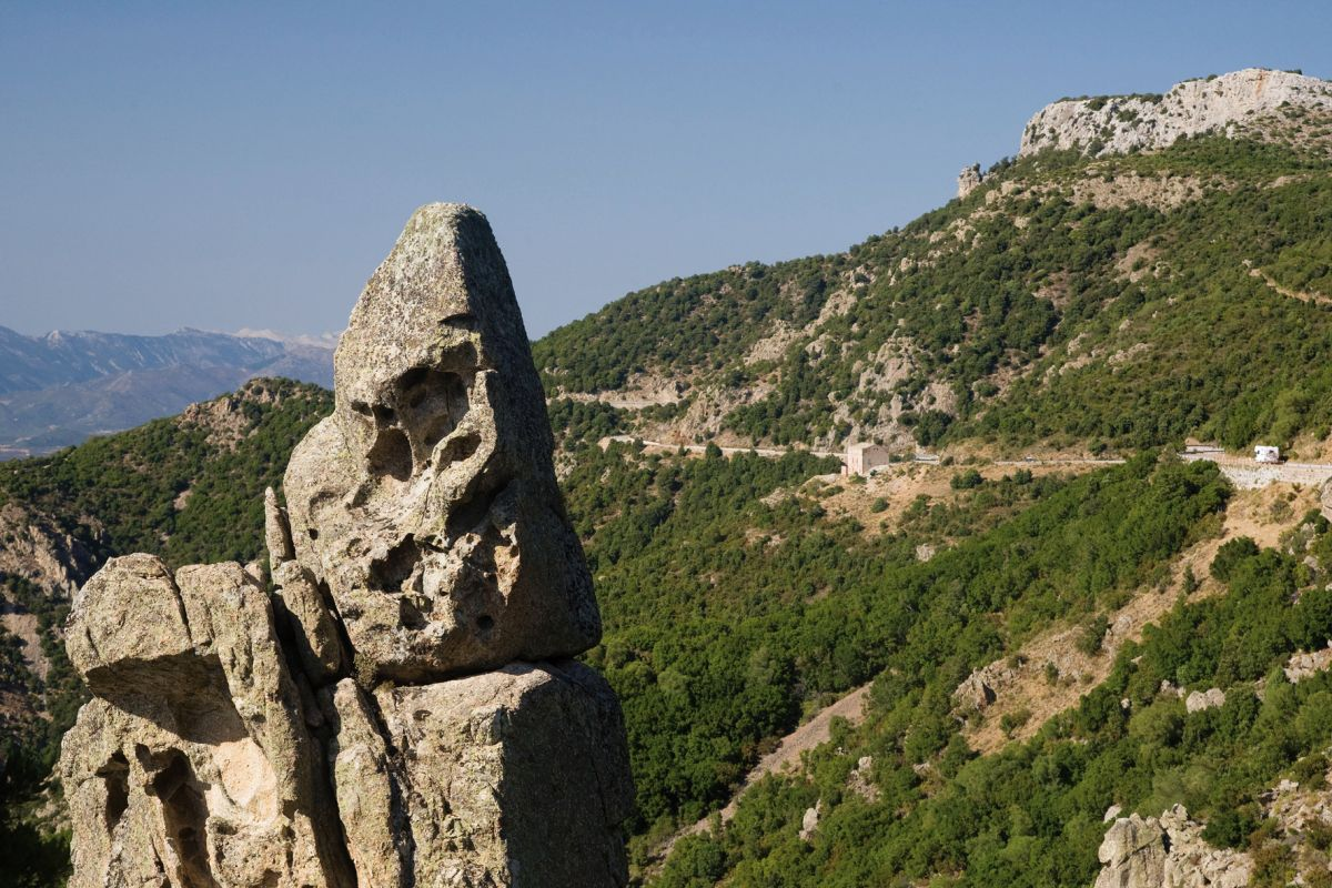 Parco Nazionale del Gennargentu © Fototeca ENIT Sandro Bedessi