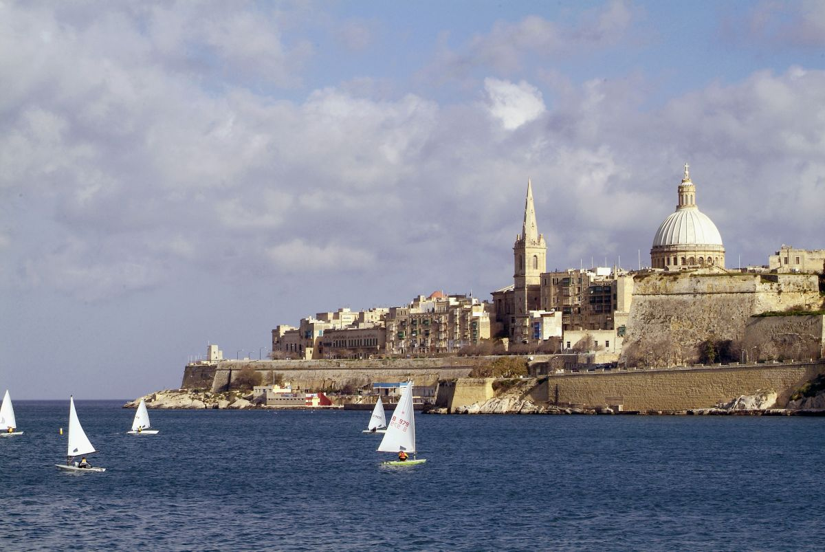 Valletta © viewingmalta.com_Marco Polo Reisen