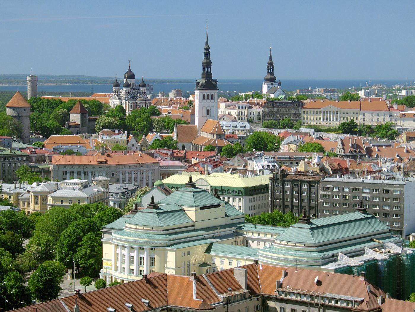 Talinn_(c) Estonian Tourist Board_Jaak Nilson (c) Marco Polo Reisen
