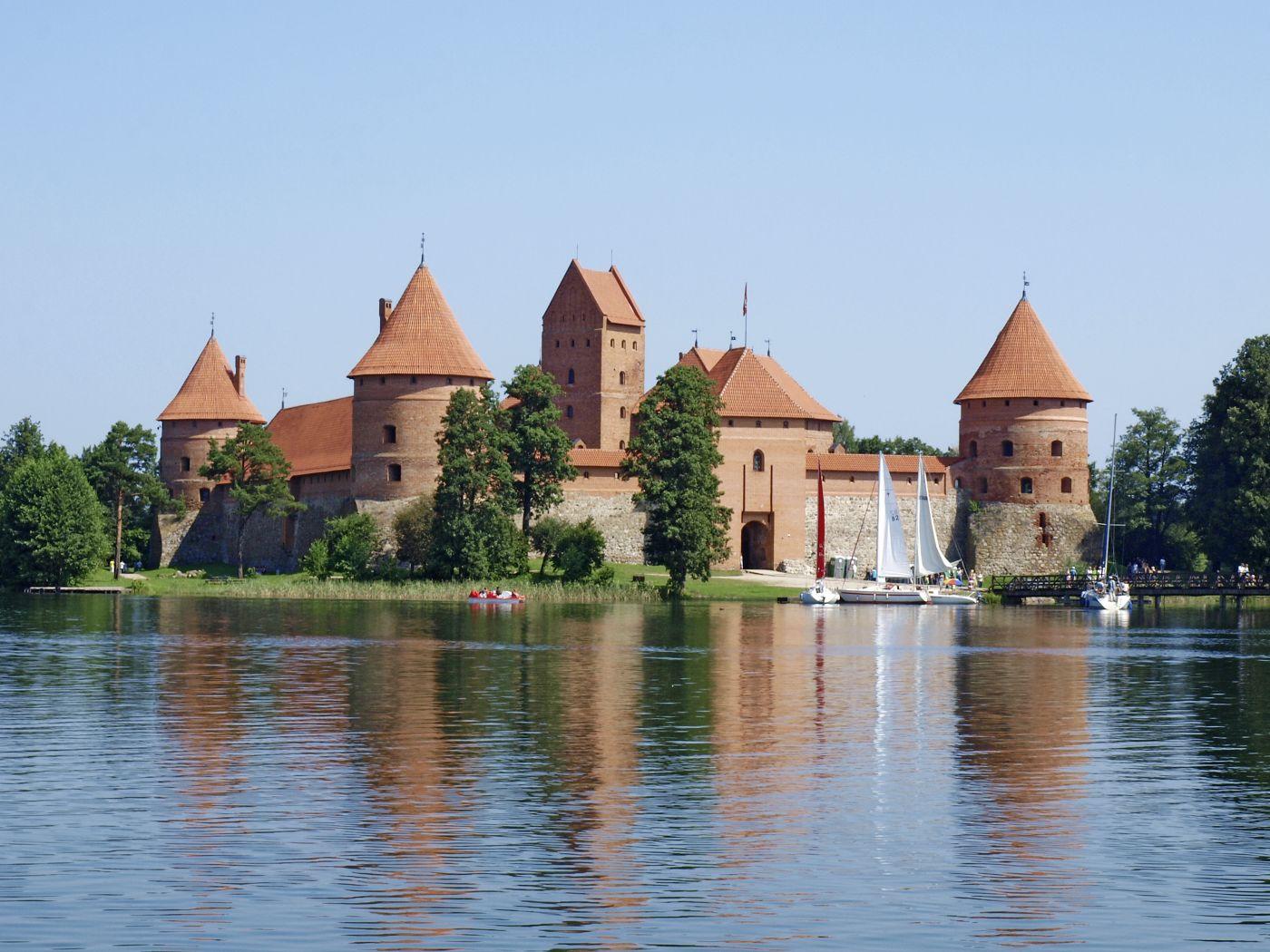 Trakai, Wasserburg (c) Marco Polo Reisen