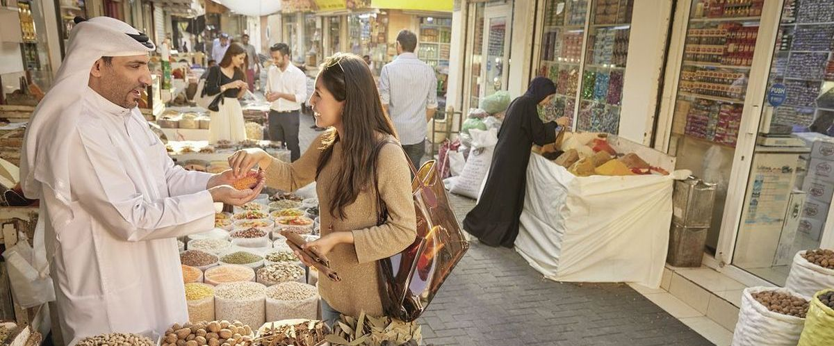Souk (c) Marco Polo Reisen GmbH_Bahrain Tourism