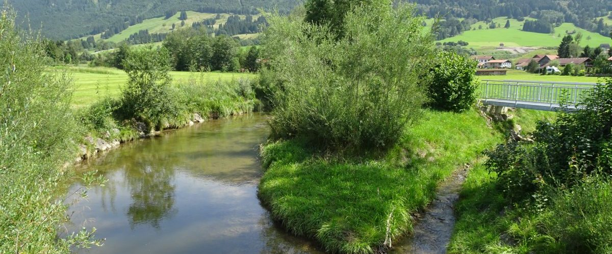 Koenig-Ludwig-Weg_Flusslandschaft © eurohike