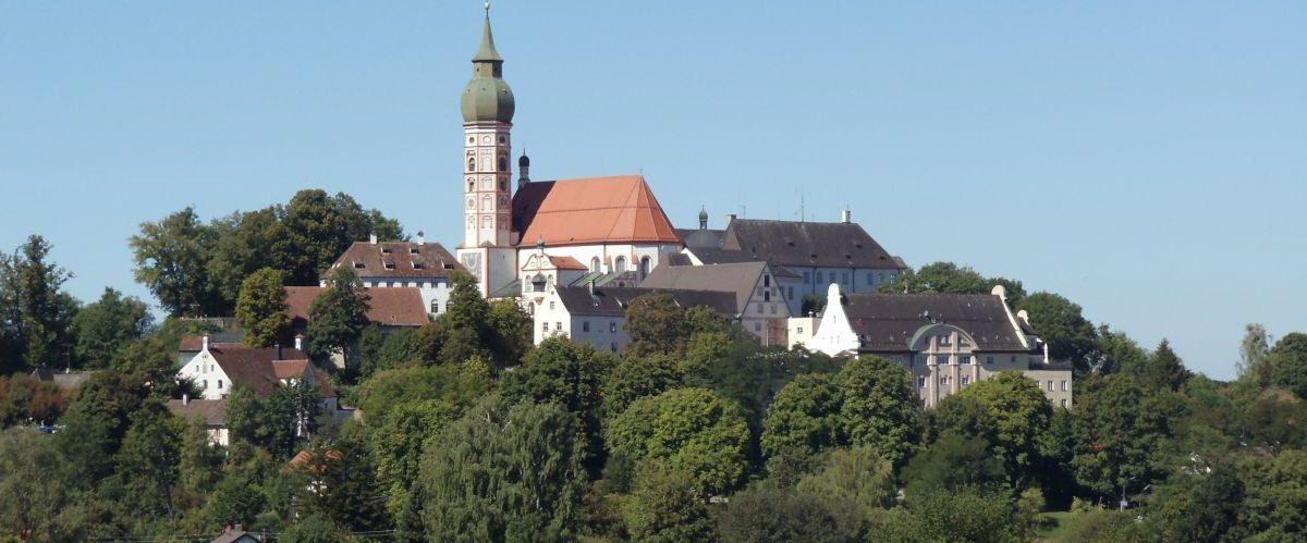 Koenig-Ludwig-Weg_Kloster Andechs_1 © eurohike