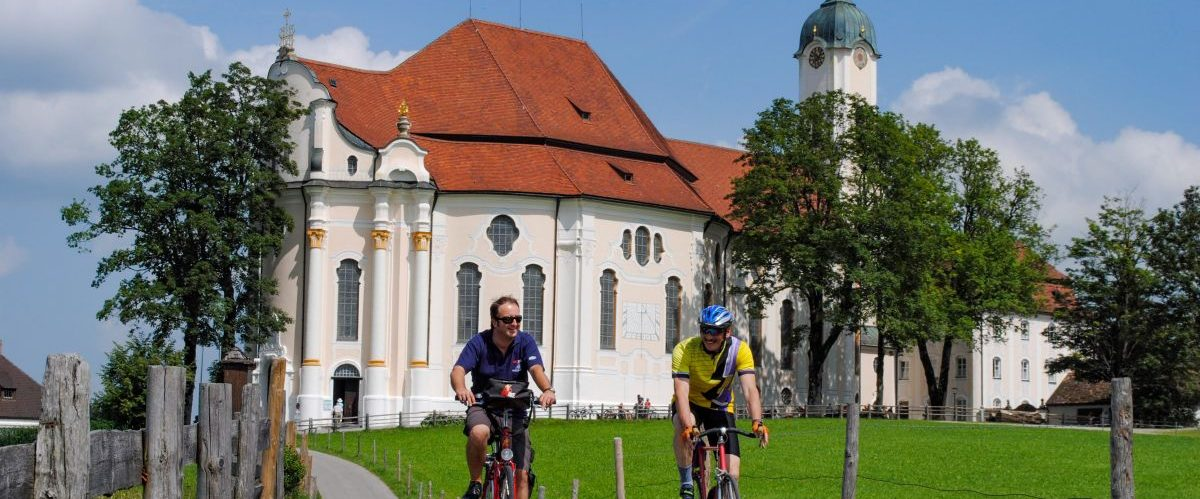 eurobike-radreise-bodensee-königssee-wieskirche © Eurobike