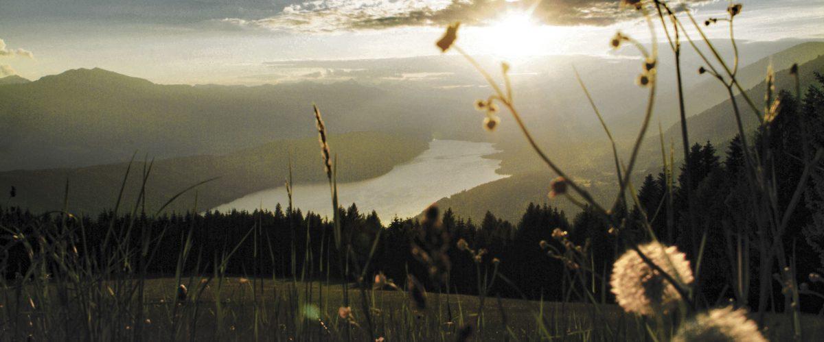eurobike-radreise-kaerntner-seen-(c)-archiv-mtg-haider-sonnenuntergang