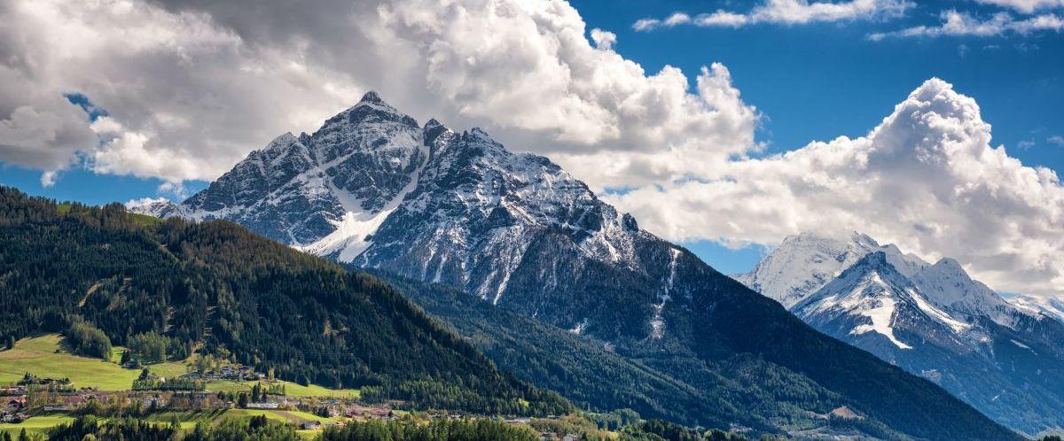 Serles Das Tor zum Stubaital © TVB Stubai Tirol - DanijelJovanovic