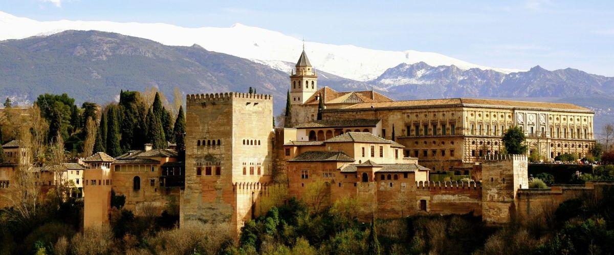 Granada, Alhambra © Panthermedia_mausiruedi_Studiosus Reisen