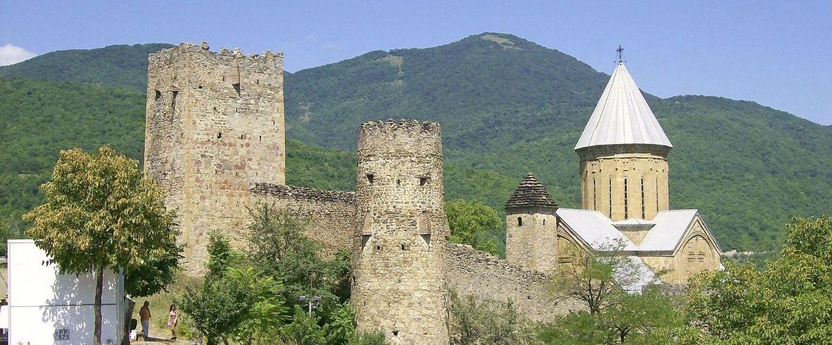 Ananuri, Festung (c) Marco Polo Reisen