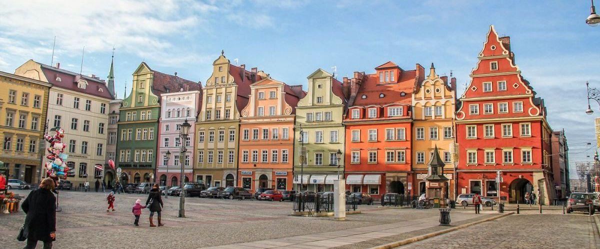 Breslau, Altstadt © Marco Polo Reisen