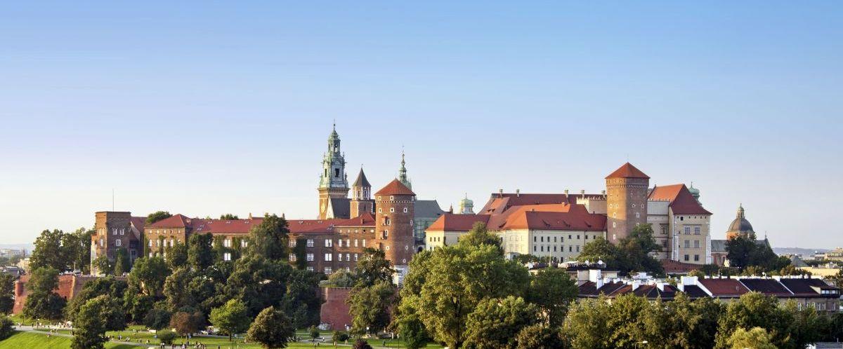 Krakau, Wawel © Panthermedia_nahlik_Marco Polo Reisen