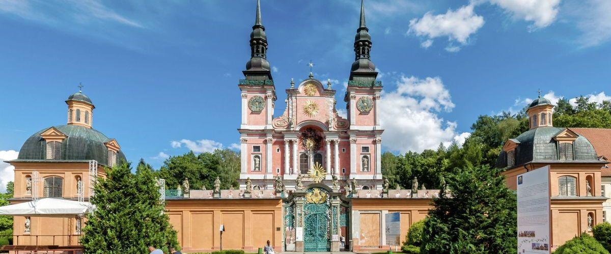 Swieta Lipka, Wallfahrtskirche © Fotolia_majonit_Marco Polo Reisen