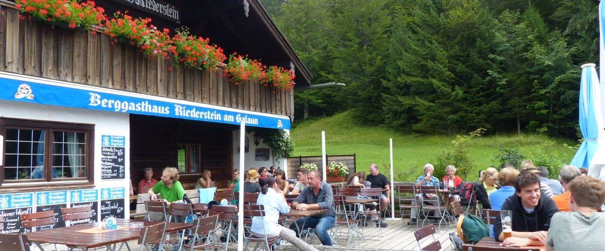 Bayerische Alpen_Riederstein_Berggasthaus(c)eurohike
