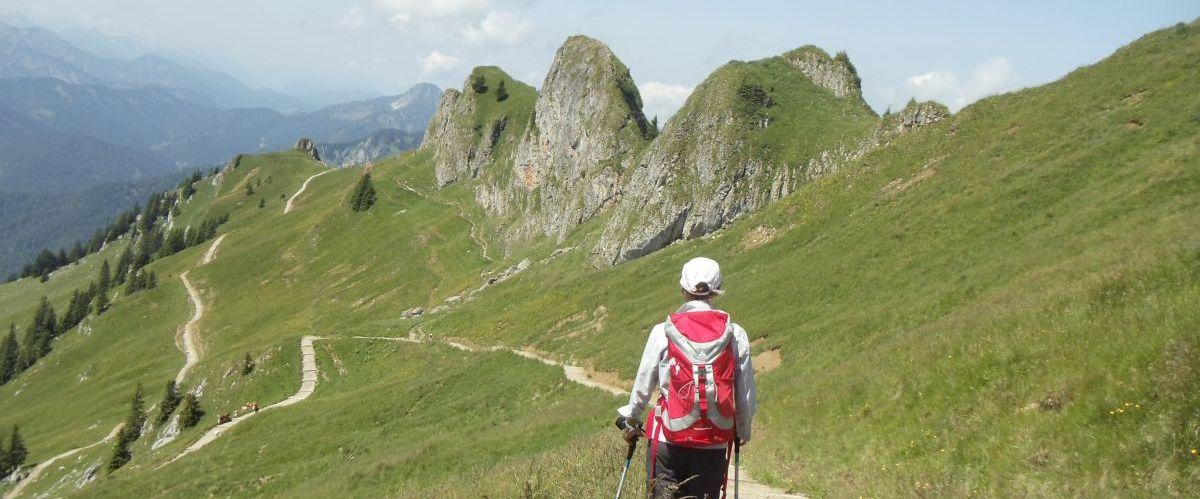 Bayerische Alpen_Rotwand_Wanderer_1(c)eurohike
