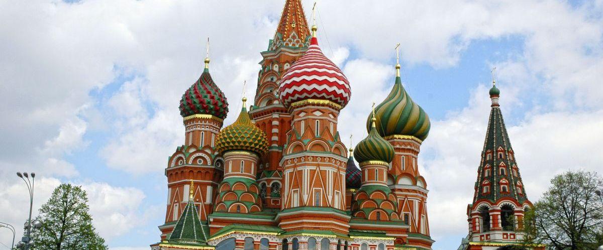 Moskau, Basilius-Kathedrale © Studiosus Reisen