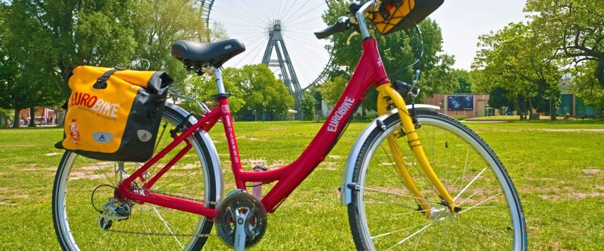 eurobike-radreise-donau-radweg-wien-prater-riesenrad-fahrrad-1