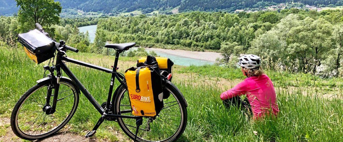 eurobike-radreisen-alpe-adria-radweg-radler-rast