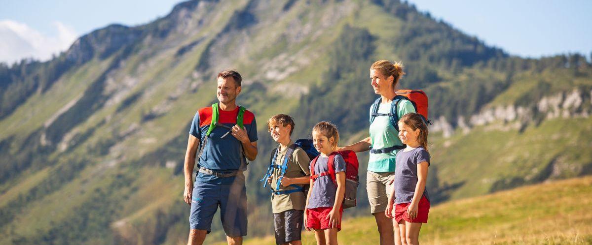 eurohike-wanderreise-salzkammergut-genneralm-familie1 (c) eurohike