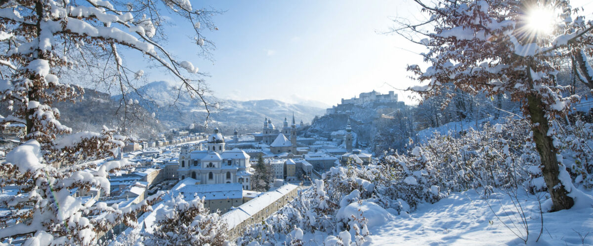 Salzburg im Winter(c)AKE-Eisenbahntouristik