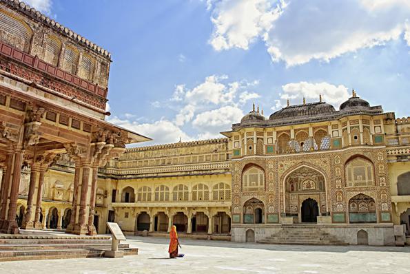Jaipur, Fort Amber(c)marco-polo-reisen