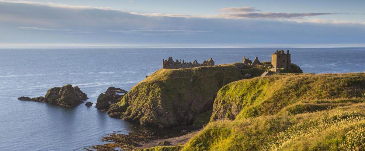 Schottland Dunottar Castle (c) Visit Britain Visit Scotland