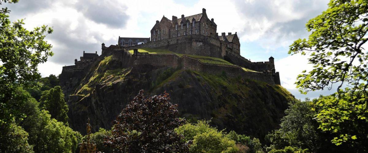 Schottland Edinburgh Castle Pixabay(c)poppe-reisen
